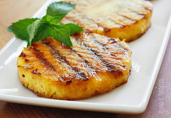 Grilled Pineapple | Skinnytaste