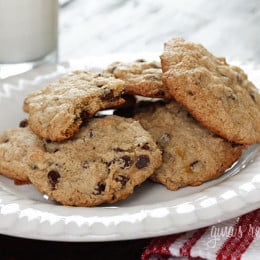Best-Low-fat-Chocolate-Chip-Cookies-Ever