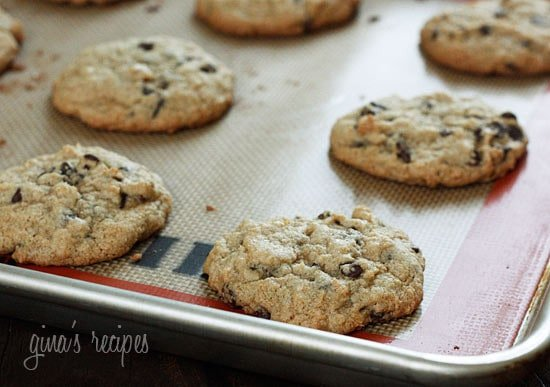 Best Low Fat Chocolate Chip Cookies Ever