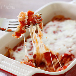 Spaghetti-Squash-Lasagna