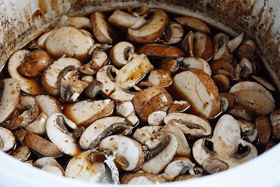 Crock Pot Asian Pork with Mushrooms Skinnytaste