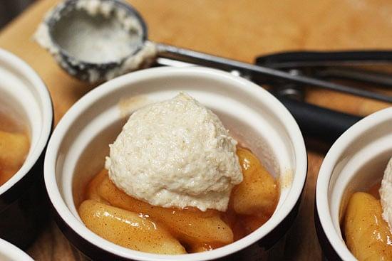 Skinny Apple Cobbler | Skinnytaste