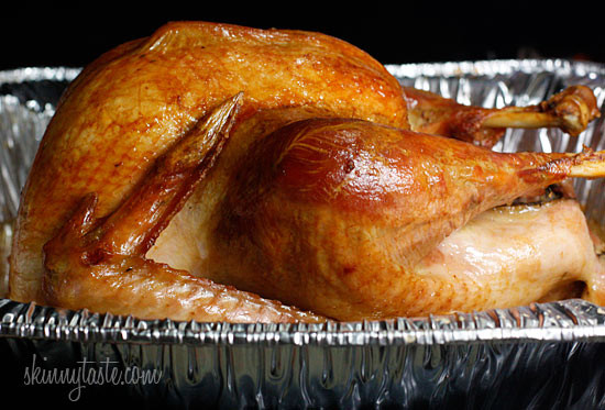 To Roast A Juicy Succulent Turkey Without Using Any Er Or Oil Soak Your In Brine Bath Overnight You Will Never Want Cook
