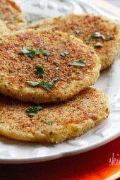 leftover-parmesan-mashed-potato-patties