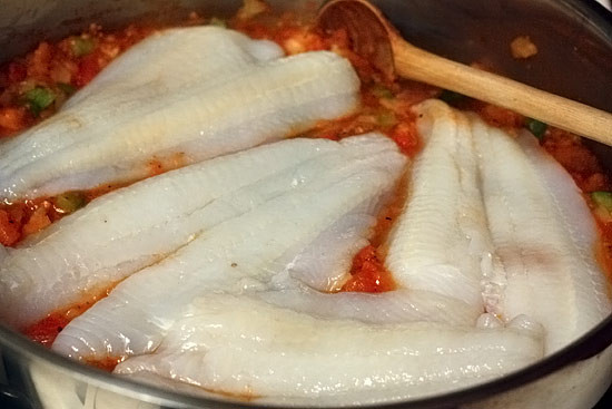how to cook fluke fish