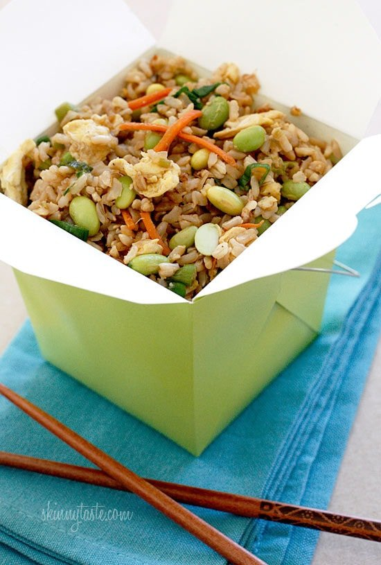 chicken fried rice recipe with <a href=
