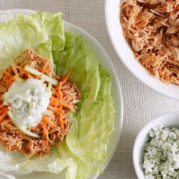Crock-Pot-Buffalo-Chicken