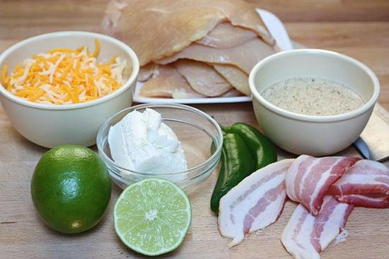 Cheesy Jalapeño Popper Baked Stuffed Chicken | Skinnytaste