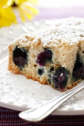 Easy-Blueberry-Buttermilk-Cake