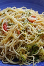 Angel-Hair-with-Zucchini-and-Tomatoes