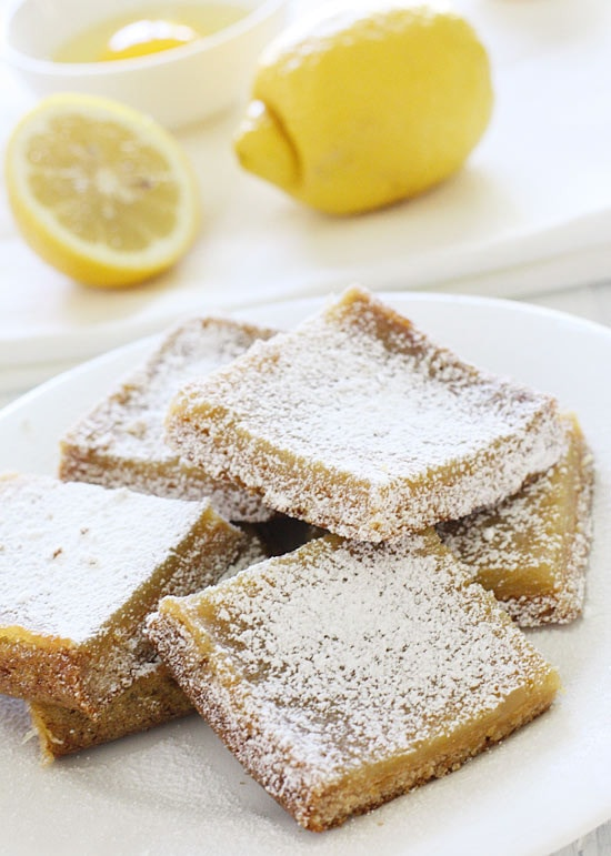 America S Test Kitchen Gluten Free Cookbook Lemon Bars