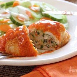 buffalo-stuffed-chicken-breast