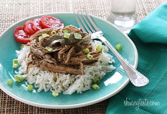 Slow Cooker Filipino Adobo Pulled Pork
