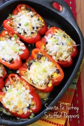 Santa-Fe-Turkey-Stuffed-Peppers