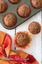 Skinny-Pumpkin-Nut-Muffins