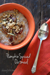 Pumpkin-SPiced-Oatmeal