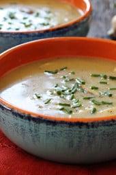 low-fat-creamy-mushroom-soup