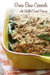 Lightened-Up-Green-Bean-Casserole-with-Shallot-Crumb-Topping-
