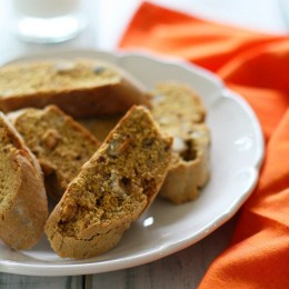 Pumpkin-Hazelnut-White-Chocolate-Biscotti