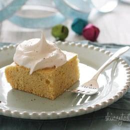 Easy-Eggnog-Cake