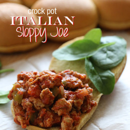 Crock-Pot-Italian-Sloppy-Joe