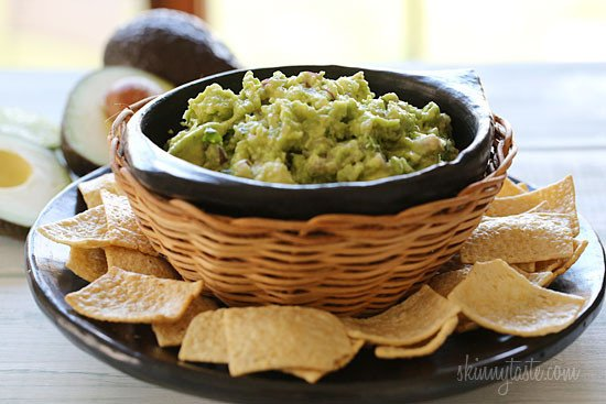 Best Guacamole – we eat this ALL the time!