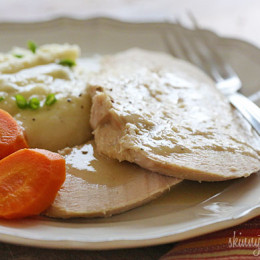 Crock-Pot-Turkey-Breast-with-Gravy