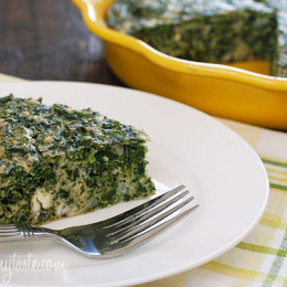 easy-crust-less-spinach-and-feta-pie