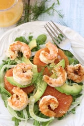 Grilled-Shrimp-Avocado-Fennel-and-Orange-Salad