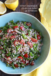 lemon-asparagus-couscous-salad-with-tomatoes