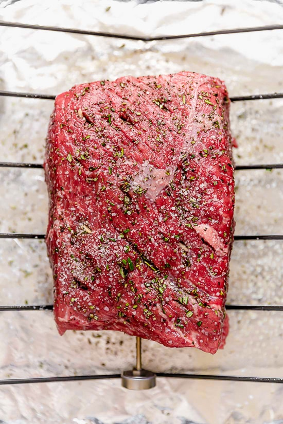 Garlic Lovers Roast Beef is my family's favorite roast beef recipe, so flavorful and loaded with garlic as the name implies.
