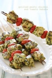 grilled-pesto-chicken-and-tomato-kebobs
