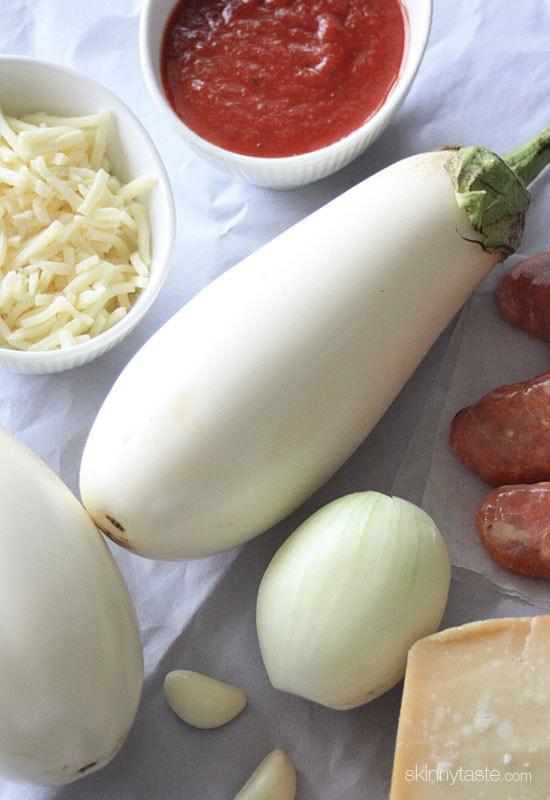 White eggplant recipes easy