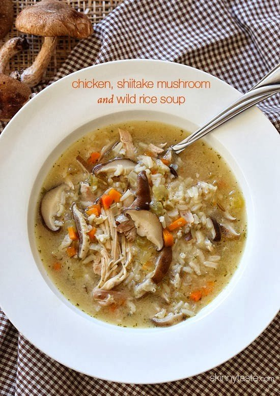 Chicken shiitake recipes