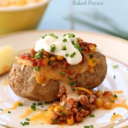 Loaded-Turkey-Chili-Baked-Potato