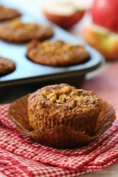 Whole-Grain-Apple-Muffins