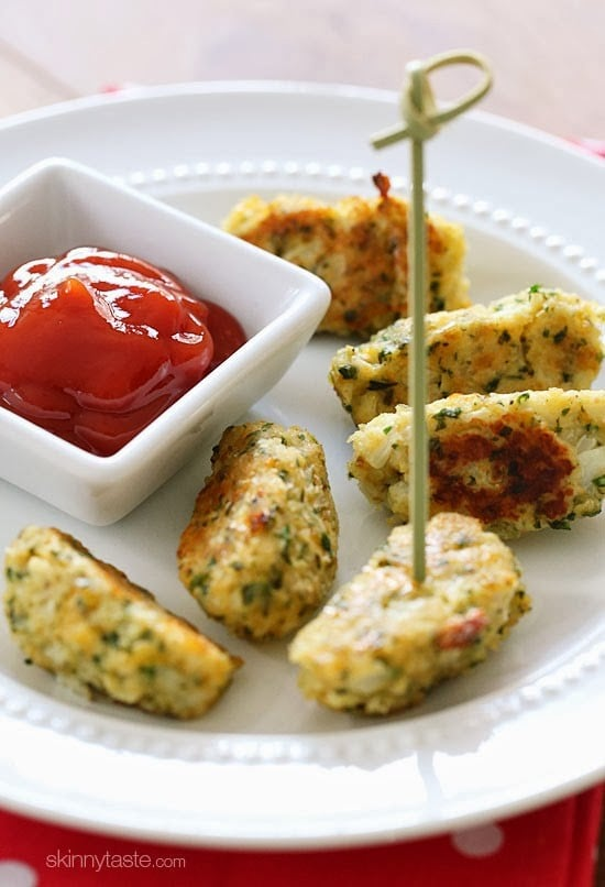 These Kid Friendly Cauliflower Tots Are A Great Way To Get Your Picky Kids