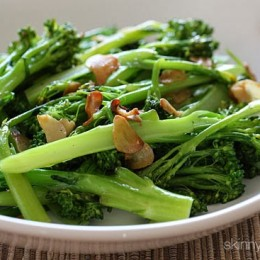 Garlic-Broccolini