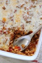 Grandmas-Macaroni-Casserole