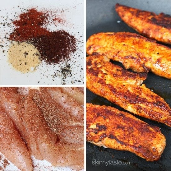 Low fat chicken strip recipes
