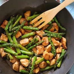 Chicken-Asparagus-Stir-Fry