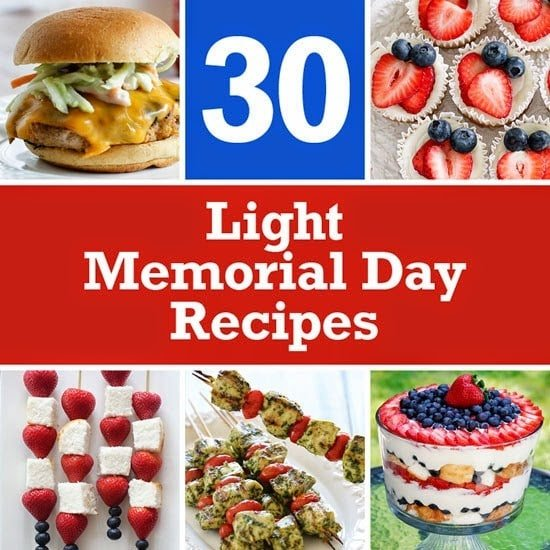 30 Light Memorial Day Recipes