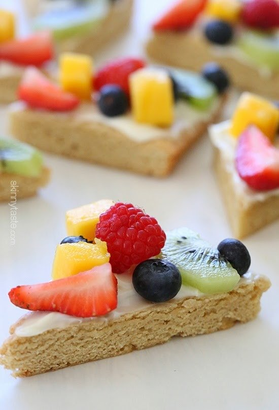 fruit in season may fruit pizza recipe