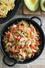 One-Pot Chicken Fajita Pasta - Skinnytaste