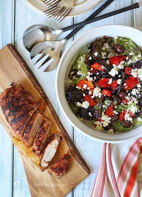 Spicy grilled pork loin recipes