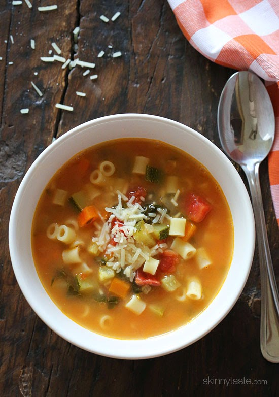 Minestrone Soup Recipe Stovetop Slow Cooker Or Instant Pot
