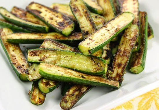 Zucchini side recipes easy