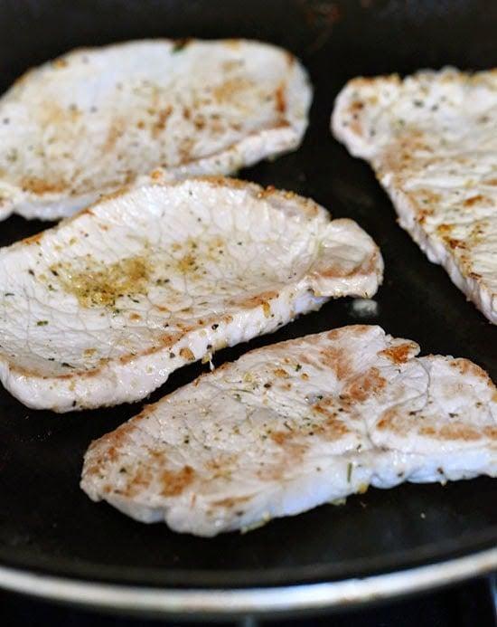 Center cut pork chops thin cut recipes