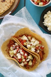 Slow-Cooker-Harissa-Chicken-Tacos