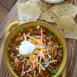 buffalo-chicken-white-bean-chili